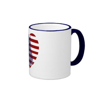 Weep For Our Soliders Ringer Coffee Mug