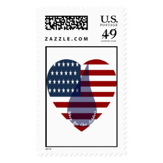 Weep! Postage Stamps