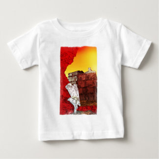 Weeping Angel Baby T-Shirt