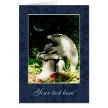 Weeping Angel Card