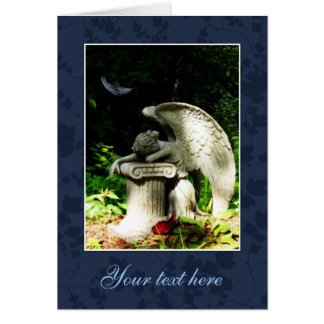 Weeping Angel Card
