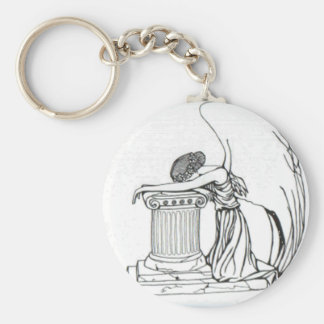 Weeping Angel Keychains