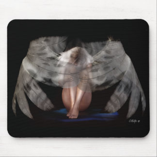 'Weeping Angel' Mousepad