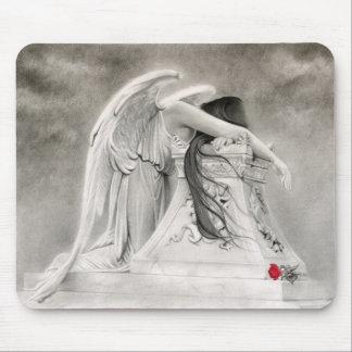 Weeping Angel Mousepad