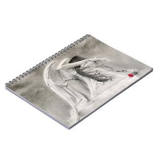 Weeping Angel Notebook