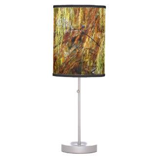 Weeping Autumn Splendor Desk Lamp