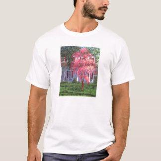 Weeping Cherry By the Veranda T-Shirt