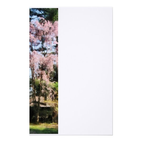 Weeping Cherry Stationery