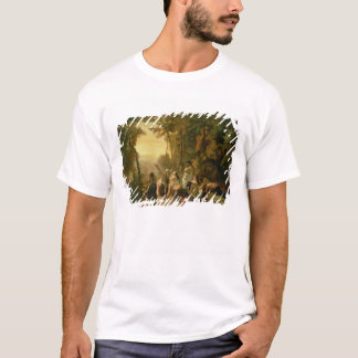 Weeping of the Daughter of Jephthah, 1846 T-Shirt