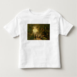 Weeping of the Daughter of Jephthah, 1846 Toddler T-shirt
