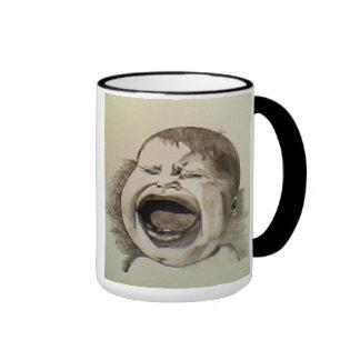 weeping ringer coffee mug