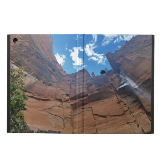 Weeping Rock  Zion National Park iPad Air Cover