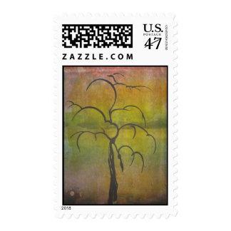 Weeping Tree Postage