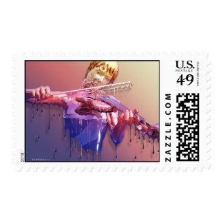 Weeping Violin stamp