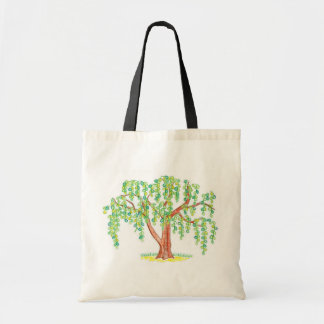 Weeping Willow Art Tote Bag