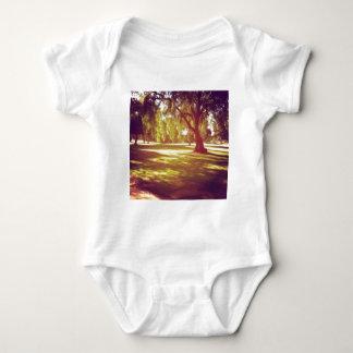Weeping Willow Baby Bodysuit