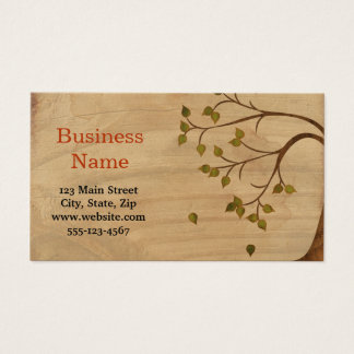 Weeping Willow Business Card