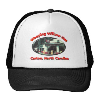 Weeping Willow Gas Station Trucker Hat