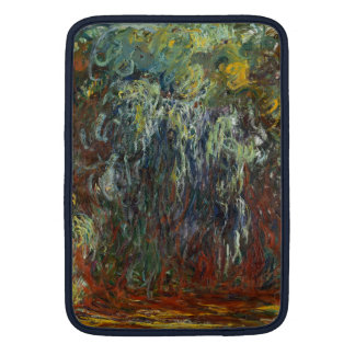 Weeping Willow: Giverny - Claude Monet Sleeve For MacBook Air