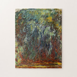 Weeping Willow: Giverny - Claude Monet Puzzle