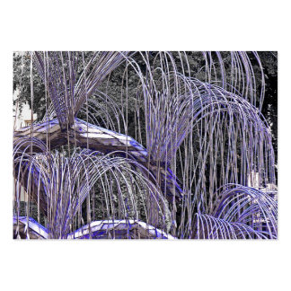 Weeping Willow in Metal Large Business Cards (Pack Of 100)