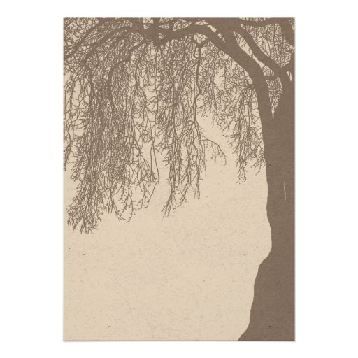 Weeping Willow Cards