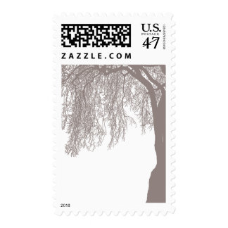 Weeping Willow Postage