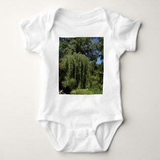 Weeping Willow Tree Baby Bodysuit