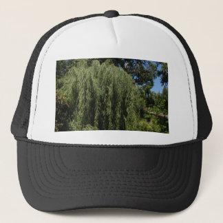 Weeping Willow Tree Trucker Hat