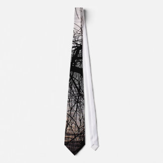 WEEPING WILLOW TREES NECK TIE