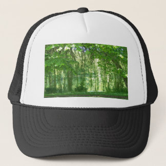 Weeping Willows with Pond Trucker Hat