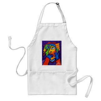 Weeping Woman D 1 by Piliero Aprons