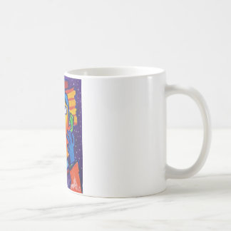 Weeping Woman D 1 by Piliero Classic White Coffee Mug