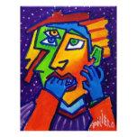 Weeping Woman D 1 by Piliero Custom Flyer