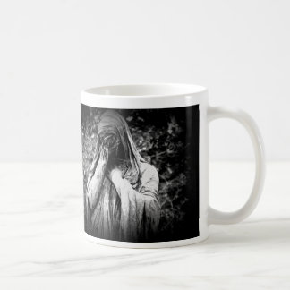 Weeps at Death Classic White Coffee Mug