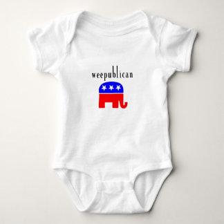 weepublican body para bebé