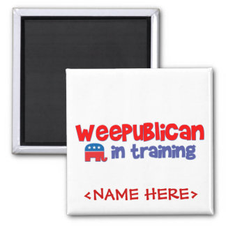 WeePublican en el entrenamiento Imán Cuadrado
