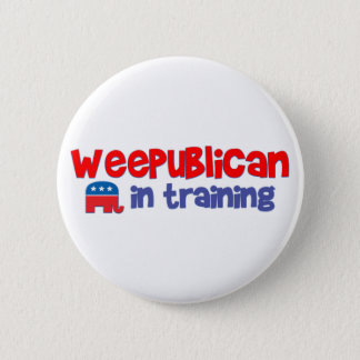 WeePublican in Training Pinback Button