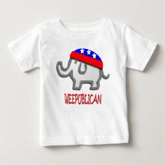 Weepublican Infant T-shirt