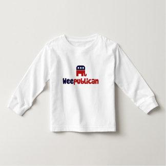 Weepublican Toddler T-shirt