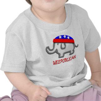 Weepublican T-shirts