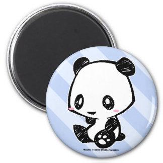 Weetle Panda Refrigerator Magnet