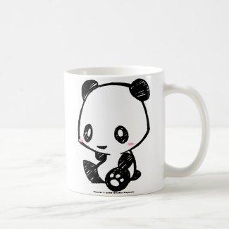 Weetle Panda Mug