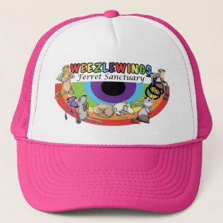 WeezleWings Ferret Sanctuary Hat