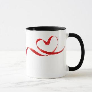 Wegener's Awareness coffee mug w/ spiritual quote