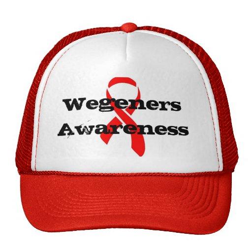 Wegeners Awareness Trucker Trucker Hat