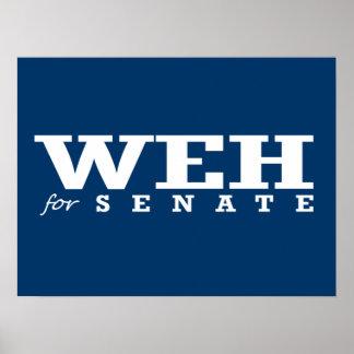 WEH PARA EL SENADO 2014 - ELECCIÓN - PNG IMPRESIONES