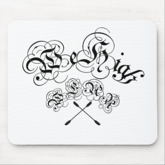 Wehigh Wear River Mouse Pad
