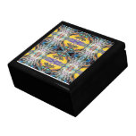 """""""WeHolly"""" Psychedelic Abstract Art Stash Box Gift Boxes"""