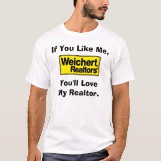 Weichert Realtors - Wife T-Shirt